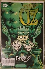 The Marvelous Land Of Oz Issue 2 Signed By Skottie Young