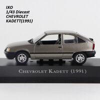 1/43 IXO CHEVROLET KADETT(1991) Diecast Car Model Rare Collection