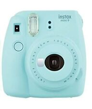 Fujifilm Instax Mini 9 - Ice Blue  Instant Film Camera