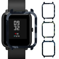 Camouflage PC Case Cover Protect Shell For Xiaomi Huami Amazfit Bip Youth Watch