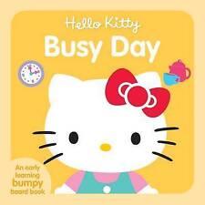 Hello Kitty Busy Day (Hello Kitty Tiny Touch), Sanrio, New Book
