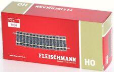 Fleischmann H0 6139-S Rails CourbéS, 7,5° (10-pc) - NEUF + EMBALLAGE D'ORIGINE