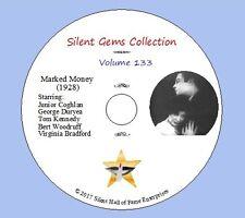 "DVD ""Marked Money"" (1928) Frank Coghlan Jr., Tom Keene, Classic Silent Drama"