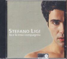 STEFANO LIGI - Io e la mia compagnia - CD 2001 SIGILLATO SEALED