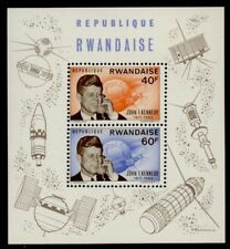 Rwanda 136 MNH John F. Kennedy, Telephone, Satellite