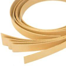SLC Veg Tan Tooling Cowhide Leather Belt Blanks, Belt Strips 72