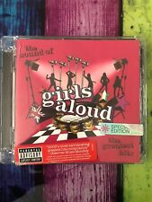 Girls Aloud - The Sound Of The Greatest Hits Double CD Album Special Edition