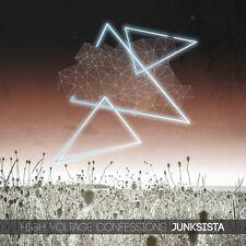 JUNKSISTA High Voltage Confessions CD 2014