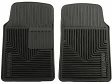 For 1989-2002 Lincoln Continental Floor Mat Set Front Husky 76325DY 1990 1991