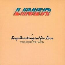 """LINER Keep Reaching Out For Love 12"""" Single Vinyl Record Atlantic 1979 EX"""