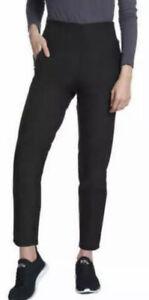 NWT! HFX Women's Winter Tech Pants Black Small, Medium & Large | S31