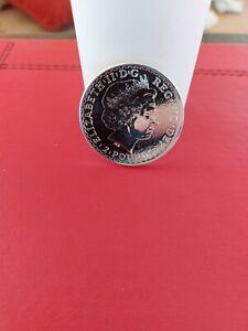 2015 1oz  Fine Silver Britannia Bullion Coin 1 OUNCE .999 FINE SILVER