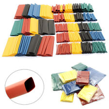 328x Assortment Set 2:1 Heat Shrink Wire Wrap Tubing Electrical Connection Cable