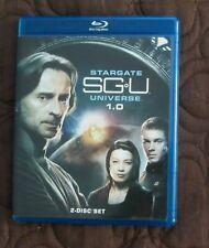 Stargate Universe - SGU - Volume 1.0 - Bluray