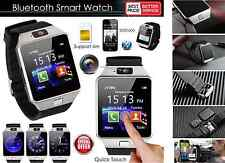 Smartwatch per Apple iOS e Android.Orologio touch Smart Watch bluetooth SD