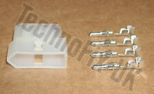 4 pin connector for Icom transceivers and automatic ATU e.g. AH-4 AH-5 LDG etc.