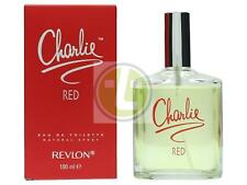 Revlon Charlie Red Edt Spray 100ml WOMEN Eau de Toilette