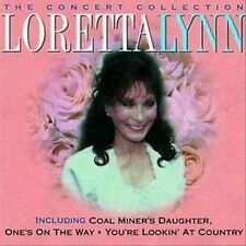 Concert Collection by Loretta Lynn (CD, Jan-2000, Prism)