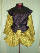 Mens Elizabethan Renaissance Hamlet Shakespeare Doublet /& Slops//Breeches XL S