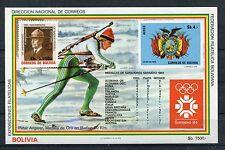 Bolivien Block 141 postfrisch / Olympiade ................................1/2330