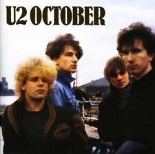 U2 - October NEW CD