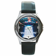Close Encounters of the Third Kind watch (round metal wristwatch)