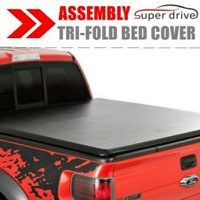 Assemble Lock Soft Tri-Fold Tonno Cover For 2004-2019 Ford F-150 5.5Ft Short Bed