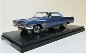 GOLDVARG 1/43 1964 BUICK WILDCAT PALE BLUE OVER BLUE LTD: 220 BRAND NEW IN BOX