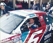 MARK MARTIN VALVOLINE CUMMINS ROUSH RACING NASCAR WINSTON CUP 8 X 10 PHOTO #03
