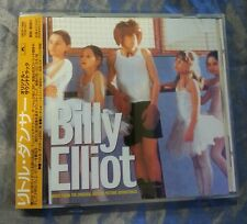 Billy Elliot OST Japan CD