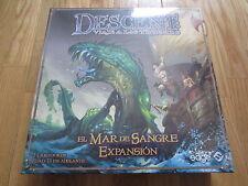 juego de mesa - El Mar de Sangre - expansión para DESCENT - EDGE 2009