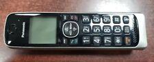 HANDSET ONLY Panasonic KXTGFA61B KX-TGFA61 Link2Cell Additional Expansion Phone