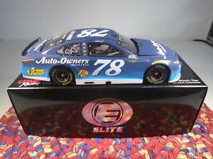 2018 MARTIN TRUEX JR 1/24 ELITE  AUTO OWNERS CAMRY --#38 OF 164 Made------SAVE