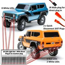 Redcat Racing Gen8 Scout II LED Light Set with 16 LED Lights 8W6R2W