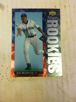 1994 Upper Deck Alex Rodriguez Seattle Mariners #24 Baseball Card  NM/MN