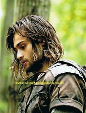 Douglas Booth The Riot Club Romeo & Juliet LOL Autograph UACC RD 96