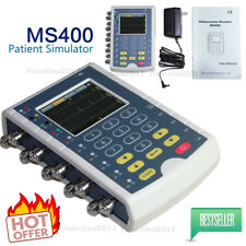 Contec New Portable Multiparameter Patient Simulator Touch ECG Simulator MS400