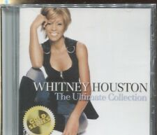 WHITNEY HOUSTON - THE ULTIMATE COLLECTION on CD