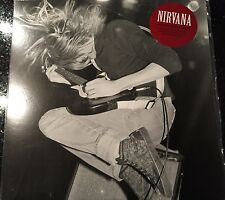 NIRVANA DAMAGE,MON AMOUR VINYL LIVE & RADIO RECORDINGS IMPORT RARE LP