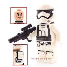 Lego Star Wars-Stormtrooper con mochila de primer orden desde 75178
