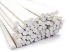 Kunststoffschweißdraht ABS 3mm Rund Weiß 25 Stäbe