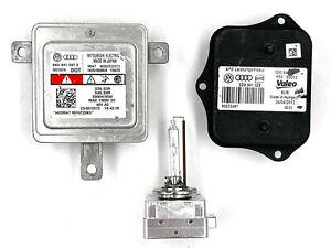 OEM for 13-17 Audi Q5 SQ5 Xenon HID Headlight Ballast AFS Module & D3S Bulb
