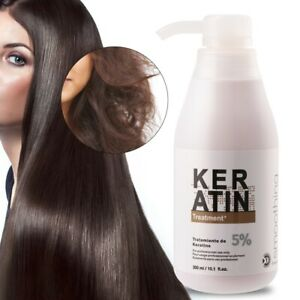 300ml Brazilian Keratin Hair Treatment for Damaged Hair Repair Care Treatment
