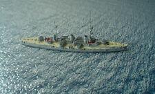 German Armoured Cruiser BLUCHER by Navis S 1:1250 Waterline Ship Model