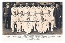 rp16291 - New Zealand Cricket Team 1937 - photo 6x4