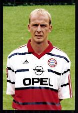 Mario Basler il Bayern Monaco 1998-99 RARO foto