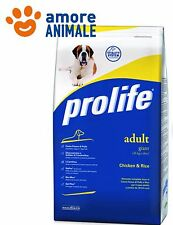 Prolife Adult Giant 15 kg - Alimento per cane Crocchette per cani taglia grande