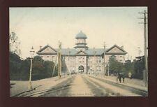 Japan YOKOHAMA Custom House 1900s u/b PPC