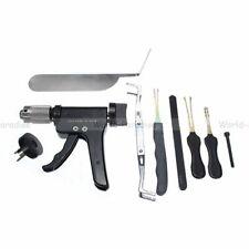 lockpicking lock pick set tools unlocking opener door pistolet crochetage
