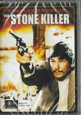 The Stone Killer DVD Charles Bronson New and Sealed Australia All Regions
